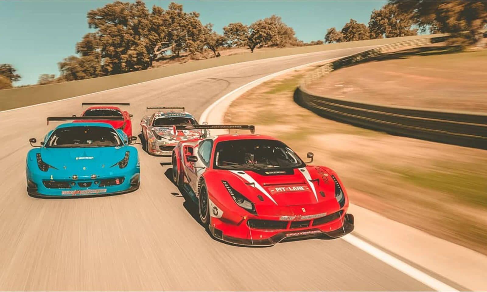 Marbella racing experience